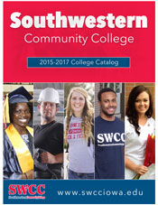 2015-2017 College Catalog Cover