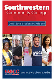 2015-2016 Student Handbook Cover