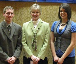 2010 All-Iowa Academic Team Selections