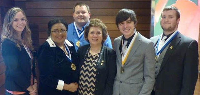 2016 PTK Regional Officers