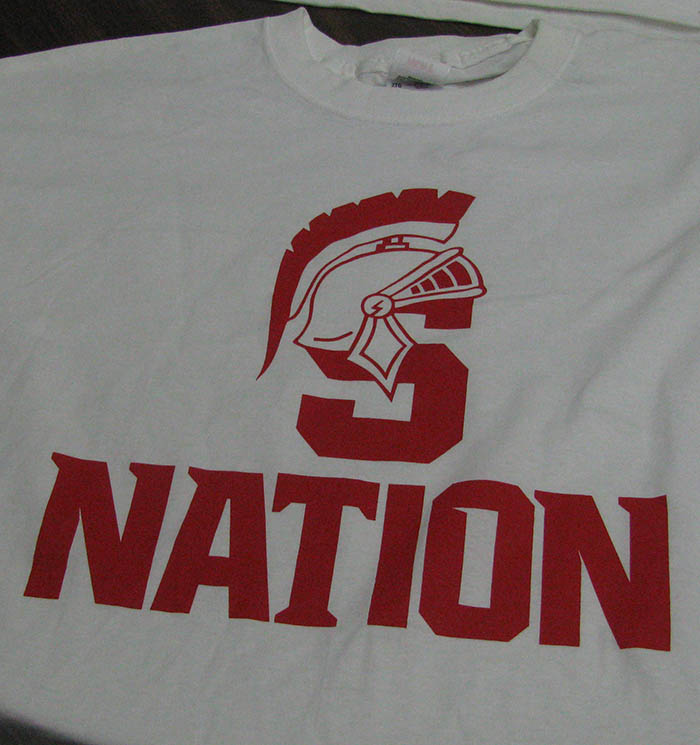SpartanNation Tshirt