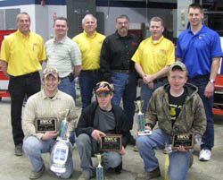 Collision/Welding Contest Winners