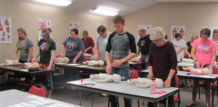 PIF CPR/AED Training