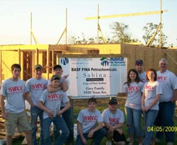 Habitat for Humanity Trip