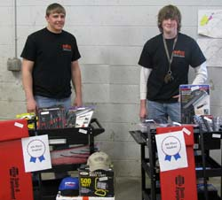 Creston Automotive Winners