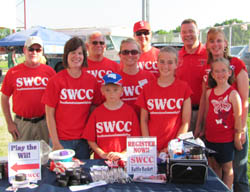SWCC Crew at Speedway