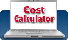 Cost Calculator Graphic