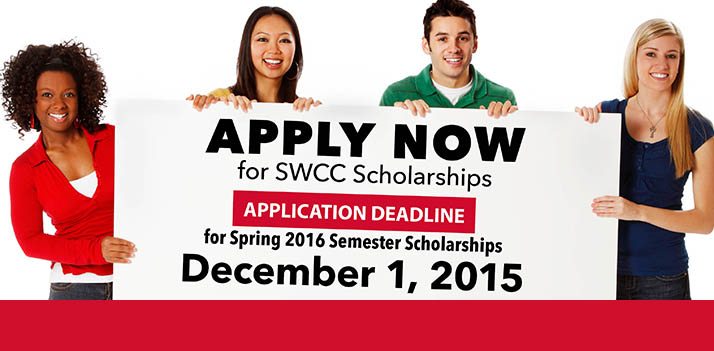 Spring 2015 Scholarships