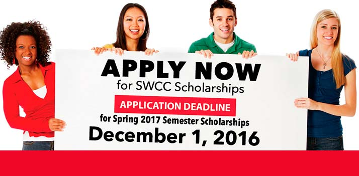 Spring 2017 Scholarships