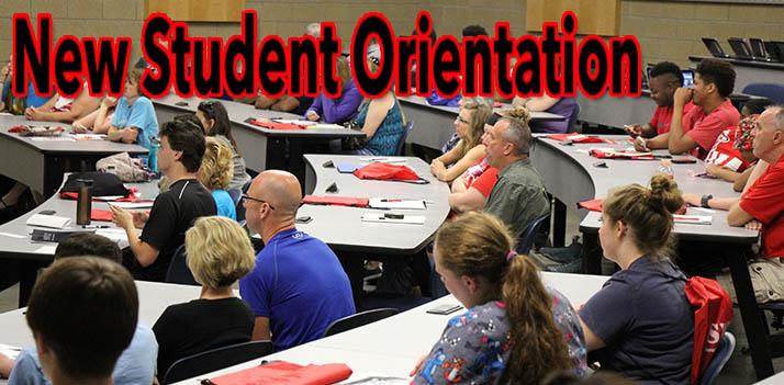 New Student Orientation Registration
