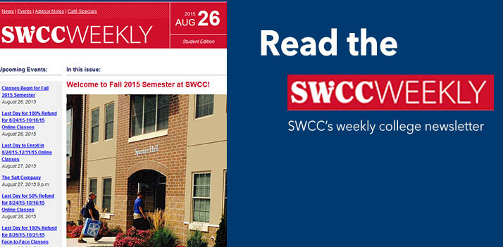 SWCC Weekly Headline Banner