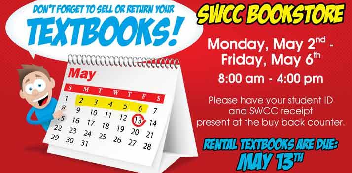2016 Spring Semester Textbook Buyback