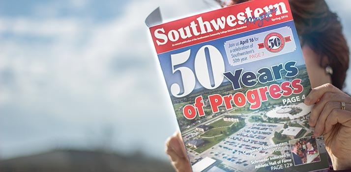 Read the 2016 Southwestern Magazine