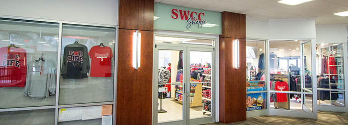 Front view of SWCC Shoppe