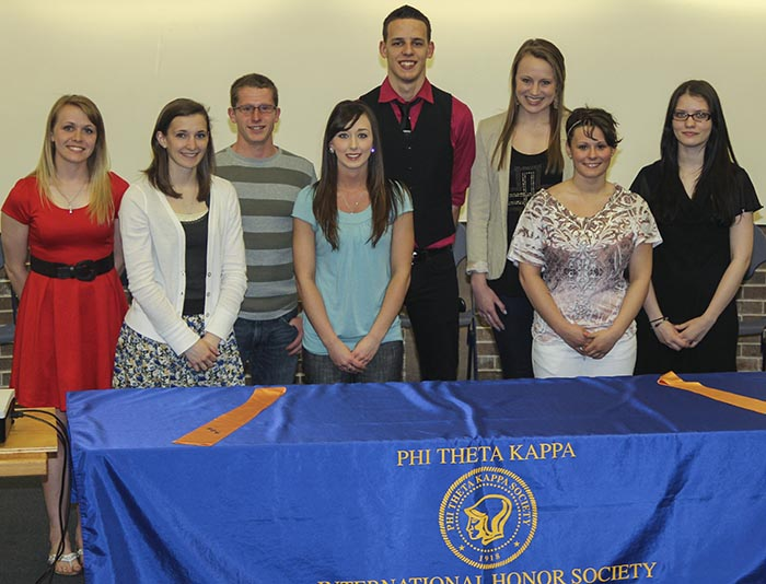 Spring2013 InductionCeremony
