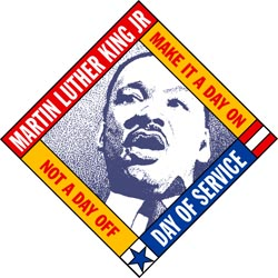 Martin Luther King Jr Logo