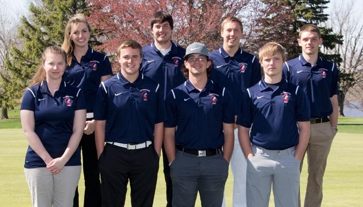 2016 Spartan Golf Team