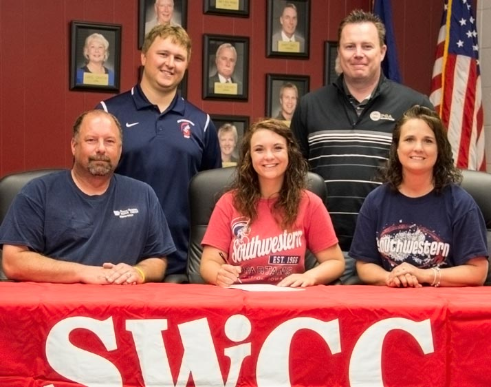 Taylor Damewood Signs with Spartan Golf
