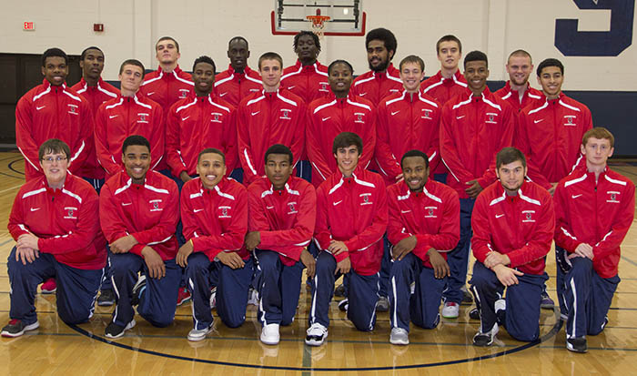 2014-15 Men's Basketball Team