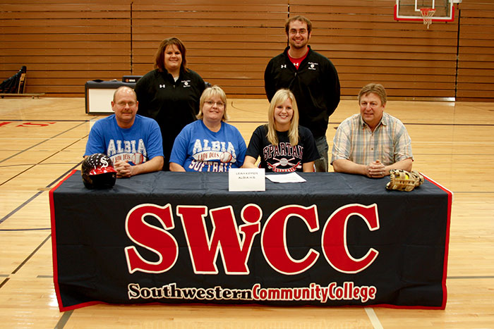 SWCC Softball Coach Adds Albia Athlete to Roster