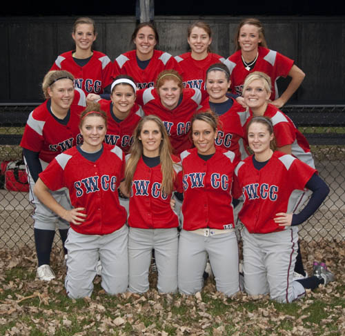 2010 Softball Team