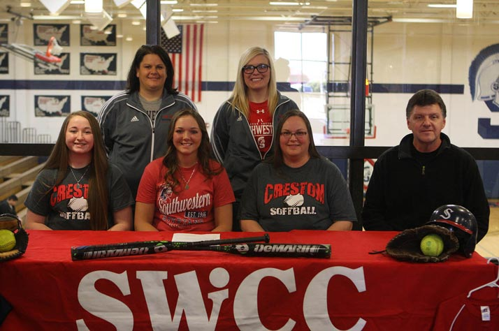 Haylee LeMasters signs with SWCC