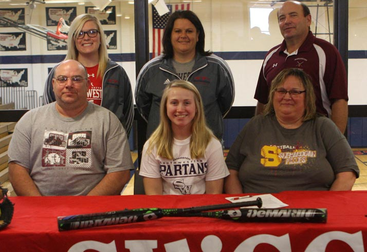 Jordan Major Signs with SWCC