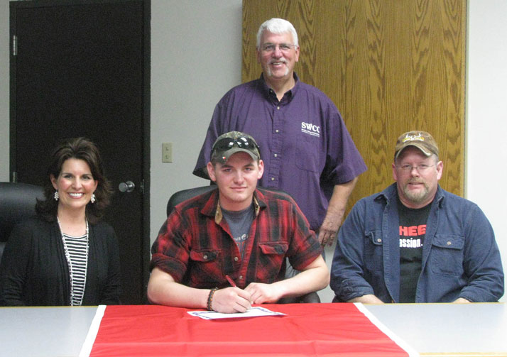 Blade Smith signs with SWCC Sports Shooting