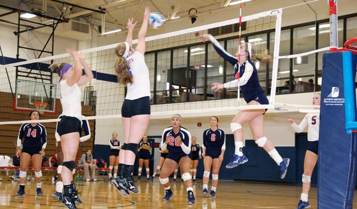 swcc volleyball vs ellsworth MG 5647