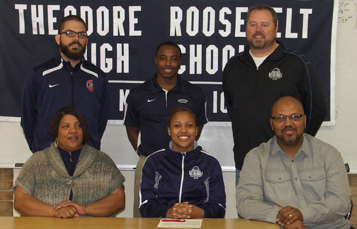 Demir Alford signs with SWCC Women's Basketball