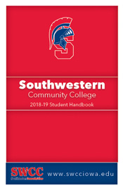 2018 19 student handbook cover