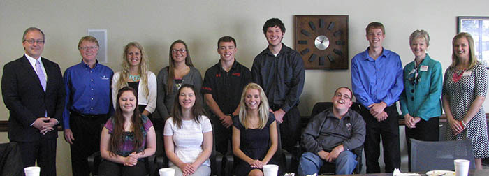 Creston Rotary Announces Scholarship Winners