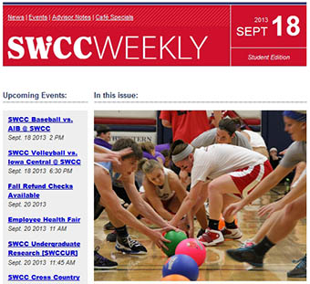 SWCC Weekly Student Edition