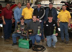 Auto Open House 2009 Winners