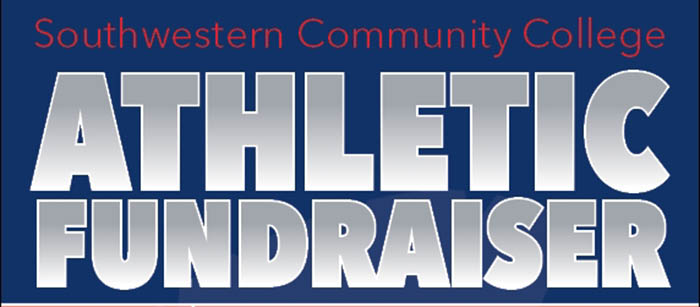 Athletics Fundraiser banner graphic