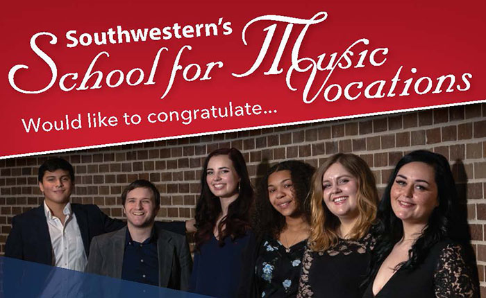 Professional music students honored in Downbeat Magazine