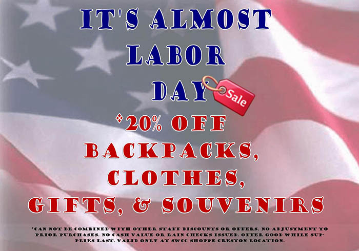 Labor Day Sale Graphic