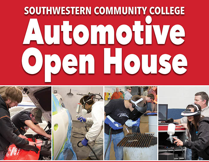 Auto Open House Banner