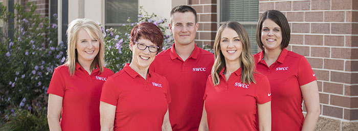 SWCC Admissions Team