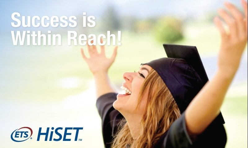 Success is within reach - ETS HiSET