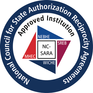 NC SARA Approved Institution logo round 300x300